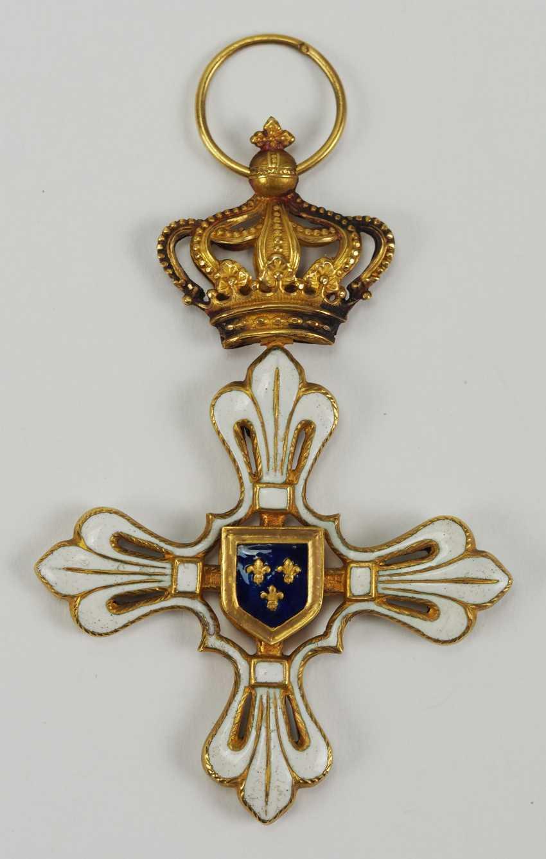 Parma: St. Ludwig-Order, Great Cross Bijou. - photo 3