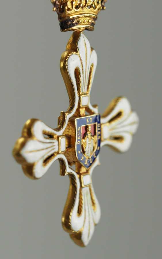 Parma: St. Ludwig-Order, Great Cross Bijou. - photo 6