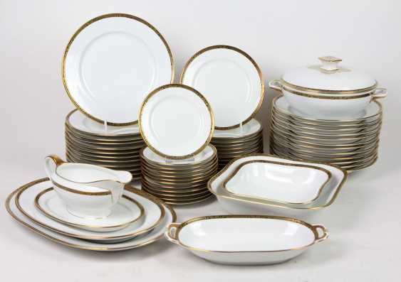 Hutschenreuther Dinner Service *Patrizia* 1934 - photo 1