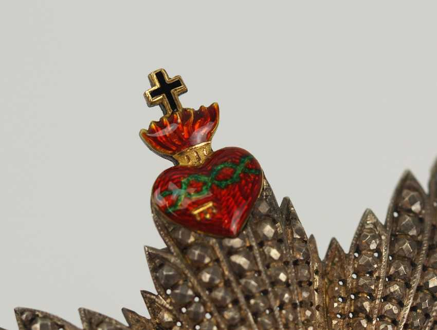 Portugal: Military order of our Lord Jesus Christ, 2. Model (1789-1910), Grand Cross Star. - photo 3