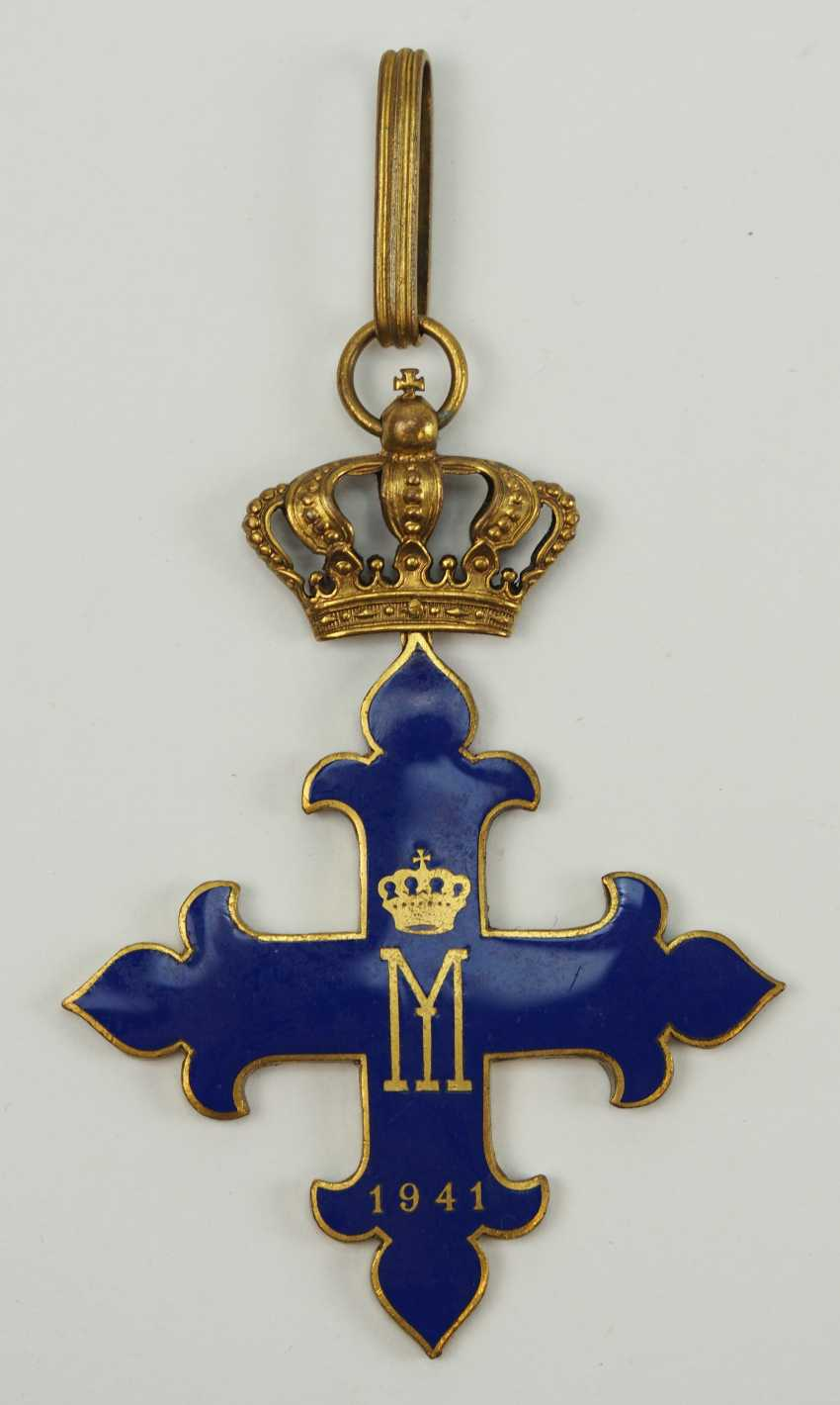 Romania: order of Michael the Brave, 2. Model (1941-1944), 2. Class. - photo 1