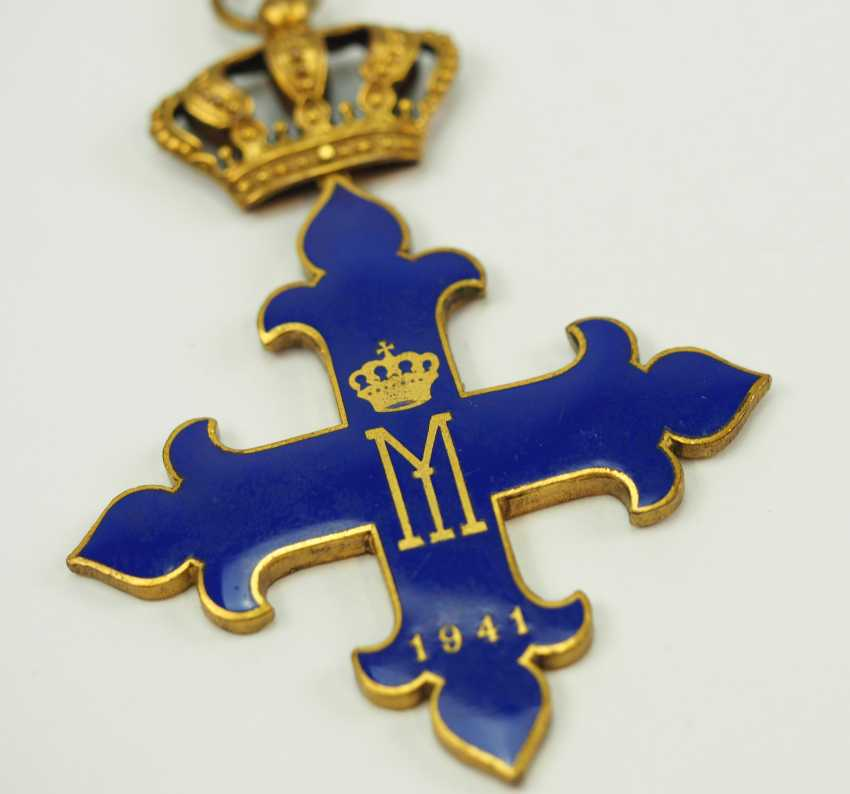 Romania: order of Michael the Brave, 2. Model (1941-1944), 2. Class. - photo 2