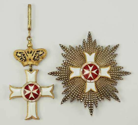 Vatican: Military Order Of Merit Commander Set Order, Large. - photo 1