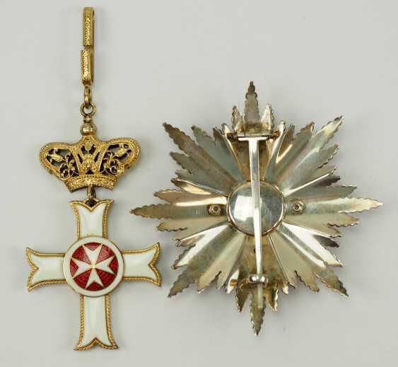 Vatican: Military Order Of Merit Commander Set Order, Large. - photo 3