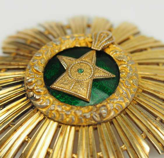 Ethiopia order of the star of Ethiopia; Grand cross star of the special stage. - photo 2