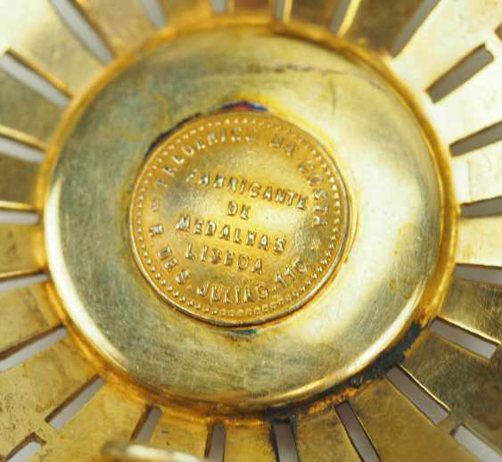 Ethiopia order of the star of Ethiopia; Grand cross star of the special stage. - photo 4