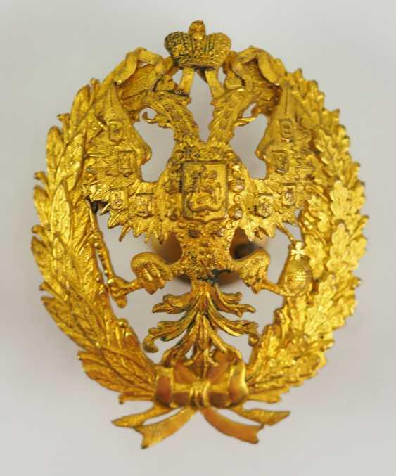Russia: graduates badge of the Nikolaevsky Academy of the General staff. - photo 1