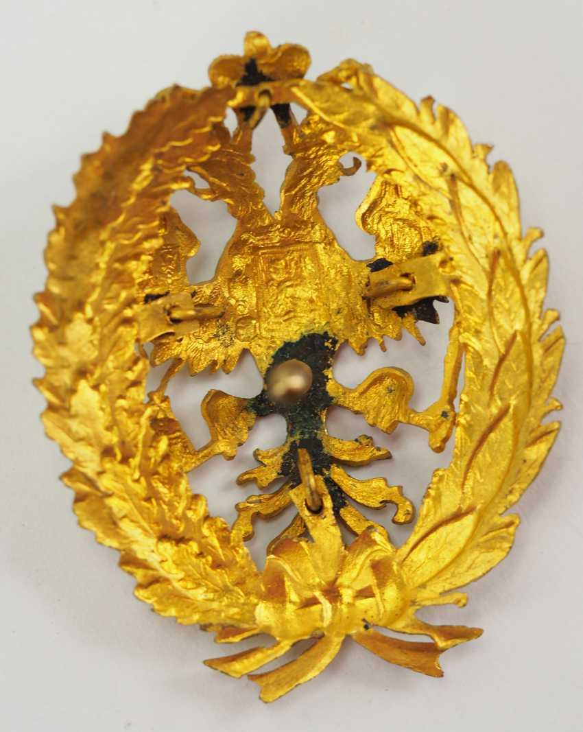 Russia: graduates badge of the Nikolaevsky Academy of the General staff. - photo 3