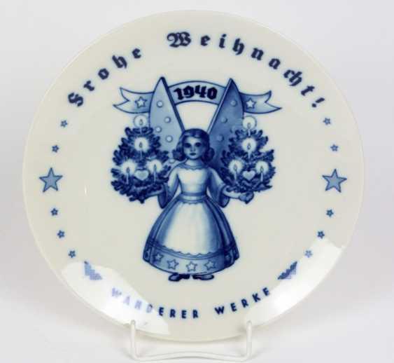 Christmas Plate - Wanderer Werke 1940 - photo 1