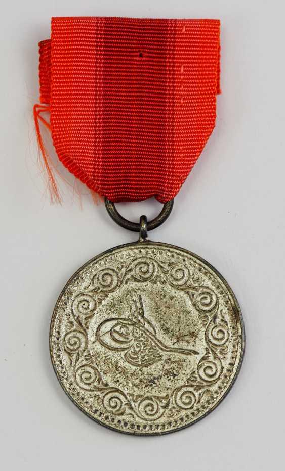 Turkey: Life-Rescue-Medal. - photo 1