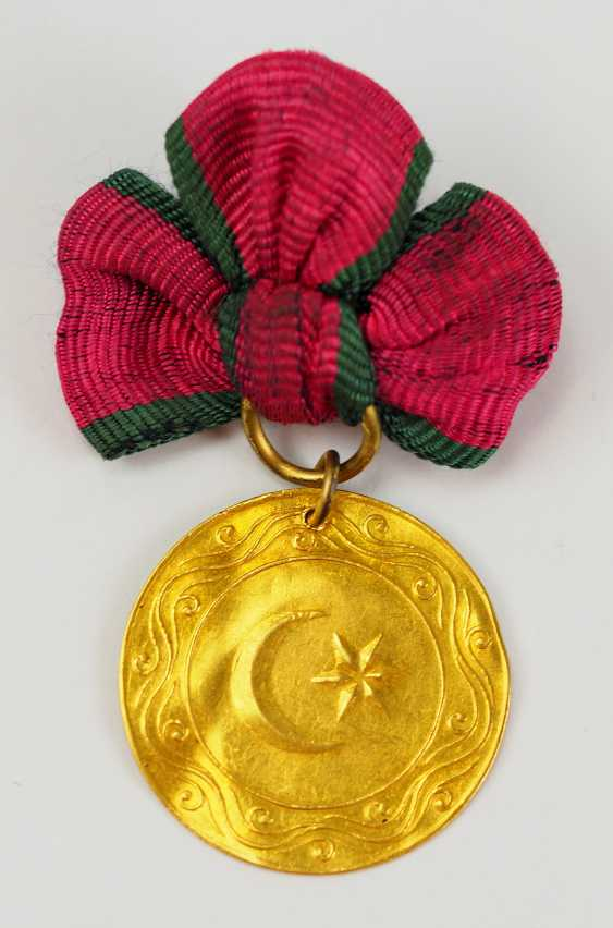 Turkey: medal of Tepedelenli Ali Pasha. - photo 1