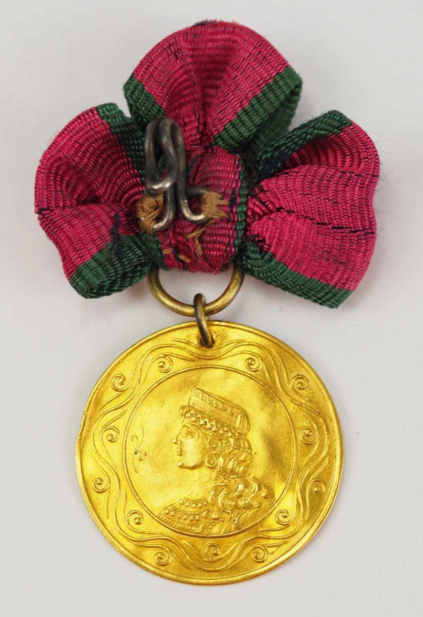 Turkey: medal of Tepedelenli Ali Pasha. - photo 2