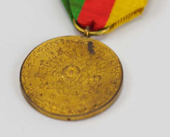Turkey: medal for the visit of Kaiser Wilhelm II in Constantinople in 1889. - photo 2
