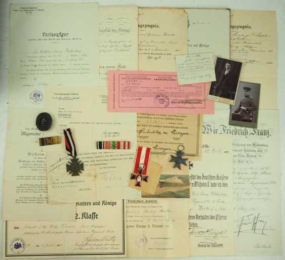 German Empire: collection of documents and documents. - photo 1