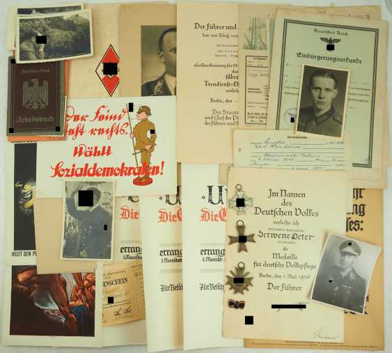 3. Empire: collection of documents and documents. - photo 1