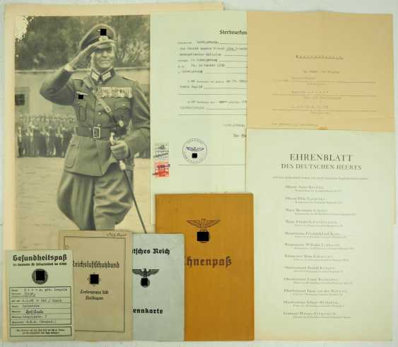 3. : Lot certificates, documents and photos. - photo 1
