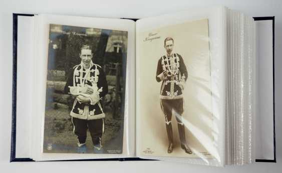Prussia: Crown Prince Wilhelm - Collection Of Post Cards. - photo 1