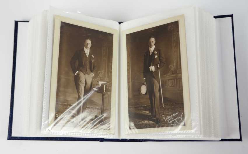 Prussia: Crown Prince Wilhelm - Collection Of Post Cards. - photo 2