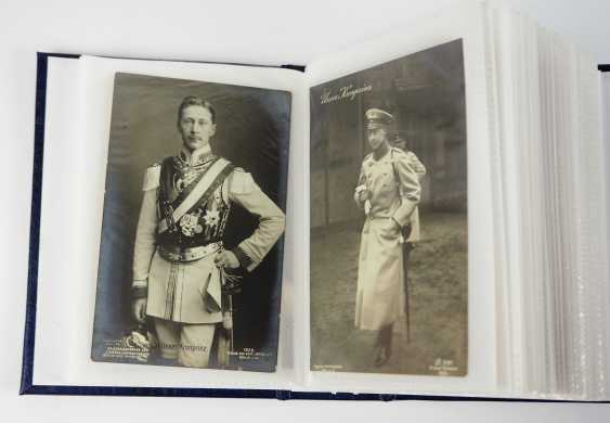 Prussia: Crown Prince Wilhelm - Collection Of Post Cards. - photo 3