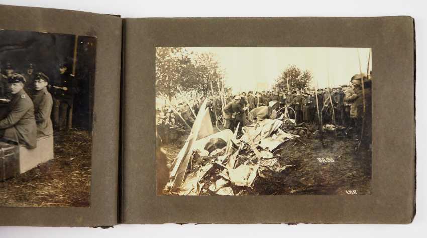 1. World War II: Aviators Album. - photo 2