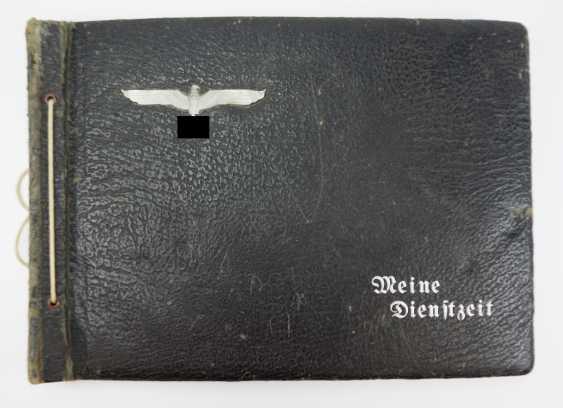 Photo album of an under officer of 1./ Tank-News Dept. 82. - photo 1