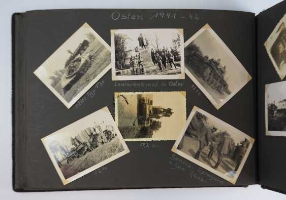 Photo album of an under officer of 1./ Tank-News Dept. 82. - photo 3