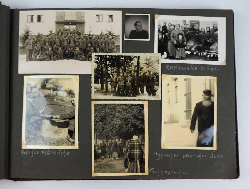 Photo album of an under officer of 1./ Tank-News Dept. 82. - photo 5