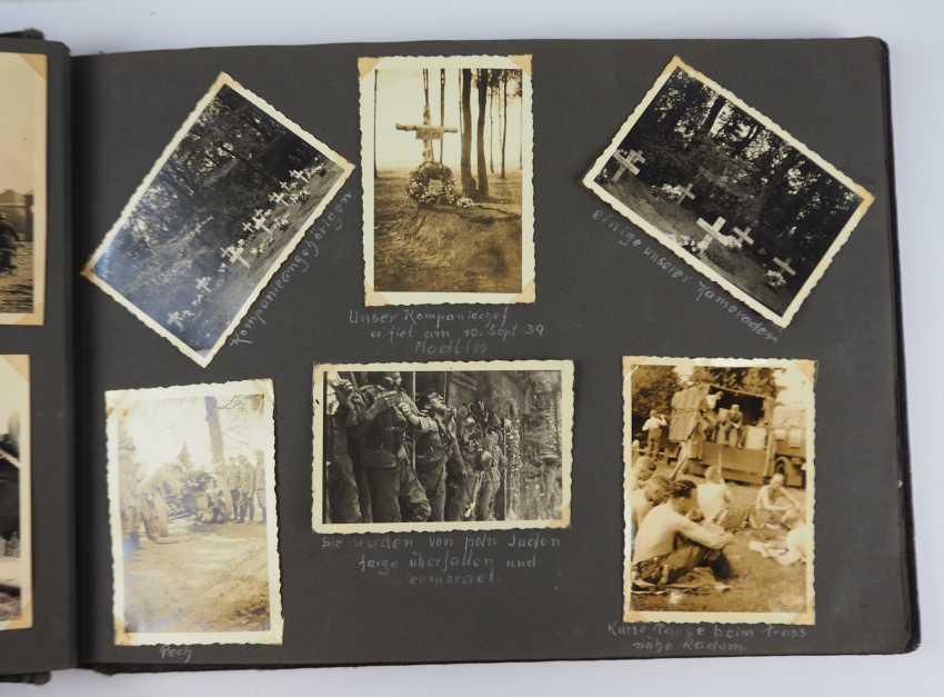 Photo album of an under officer of 1./ Tank-News Dept. 82. - photo 6