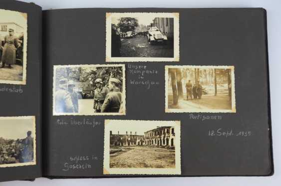 Photo album of an under officer of 1./ Tank-News Dept. 82. - photo 7