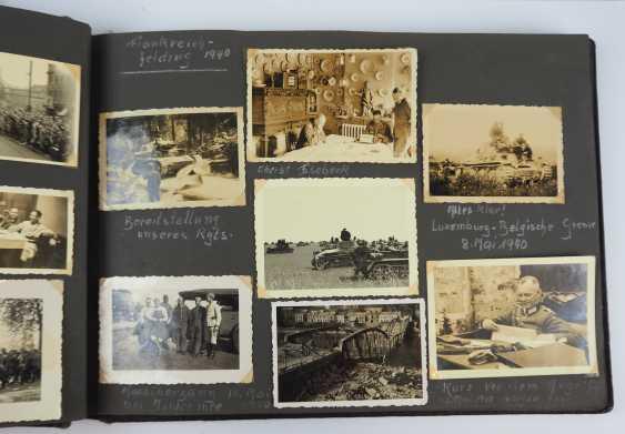 Photo album of an under officer of 1./ Tank-News Dept. 82. - photo 8