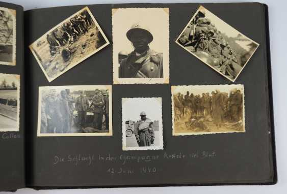 Photo album of an under officer of 1./ Tank-News Dept. 82. - photo 9