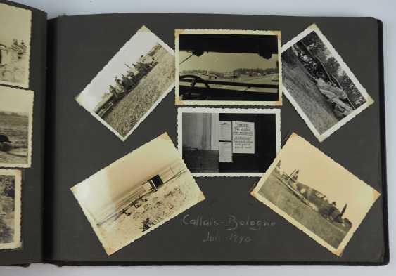 Photo album of an under officer of 1./ Tank-News Dept. 82. - photo 11