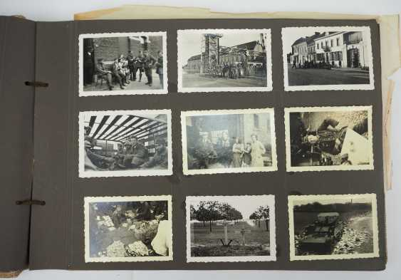 Photo album of a member of the 2./ Infantry-Regiment 65. - photo 5
