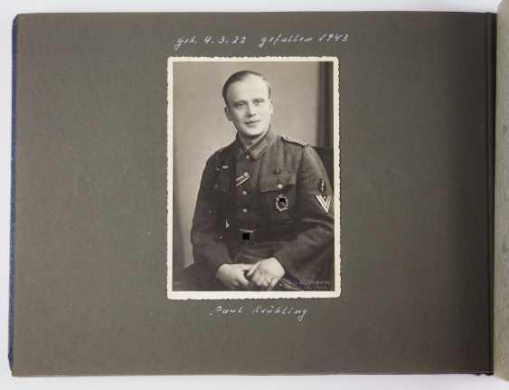 Photo album of the 12. (M. G.) Kompanie, Infantry Regiment 64 (Soest). - photo 8