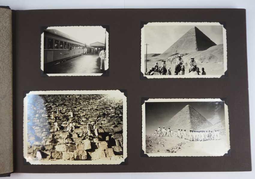 "Photo album of the cruiser ""Karlsruhe"". - photo 3"