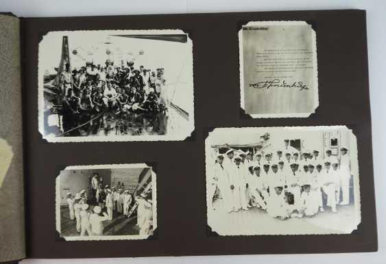 "Photo album of the cruiser ""Karlsruhe"". - photo 4"