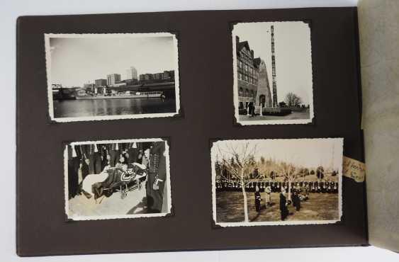 "Photo album of the cruiser ""Karlsruhe"". - photo 6"