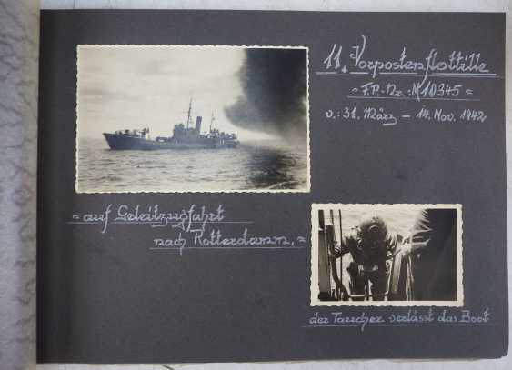 """Photo estate of a Navy soldiers of the """"England""""-landing corps. - photo 3"""