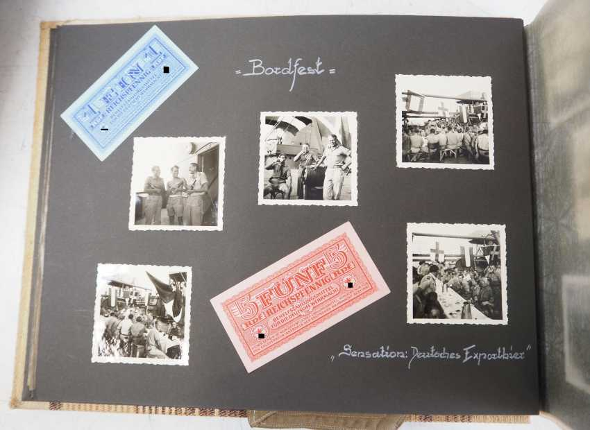 """Photo estate of a Navy soldiers of the """"England""""-landing corps. - photo 5"""