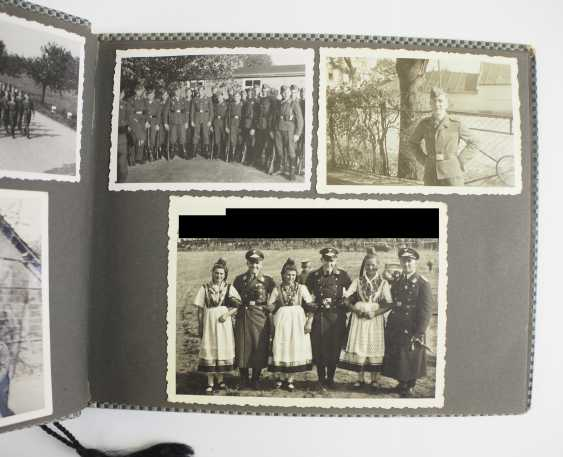 Photo album of the 4. Battery, Flak-Regiment 5 - Munich, 1937. - photo 4