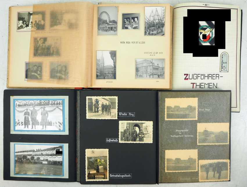 The estate of a participant of the 8. U-Course Neumünster - Fliegergruppe (See). - photo 2