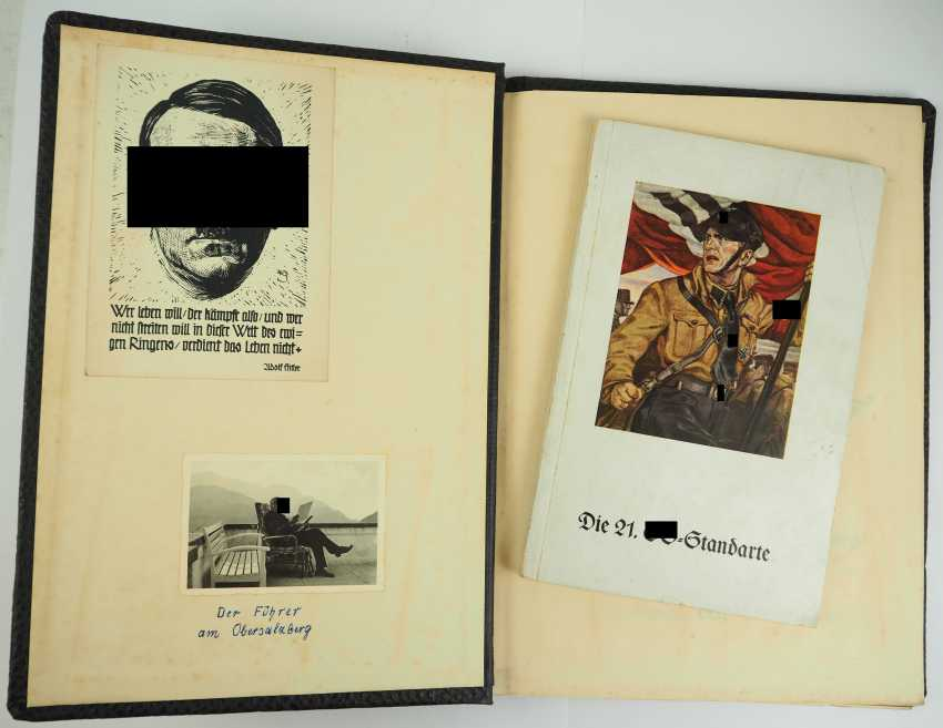 3. Rich: Honor, history, and the book of 21. SS-Leibstandarte. - photo 1