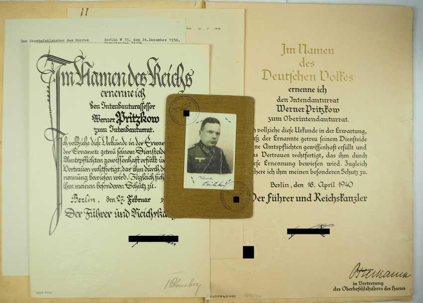 v. Blomberg, Werner. - photo 1