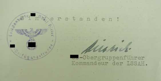Dietrich, Sepp / Mohnke, Wilhelm. - photo 1