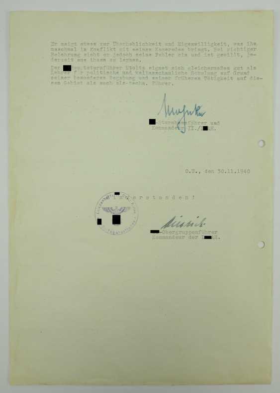 Dietrich, Sepp / Mohnke, Wilhelm. - photo 2