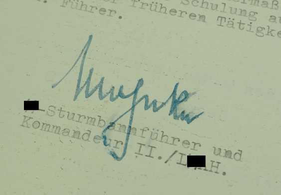 Dietrich, Sepp / Mohnke, Wilhelm. - photo 3