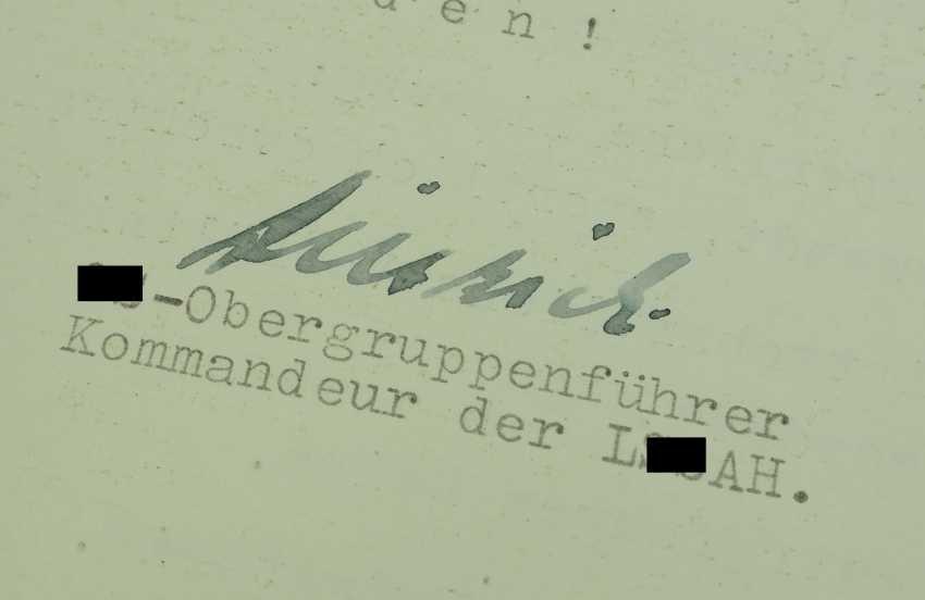 Dietrich, Sepp / Mohnke, Wilhelm. - photo 4