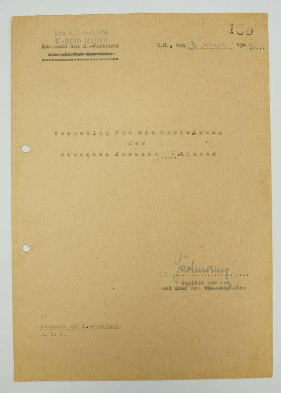 Hartmann, Werner / Heye, Hellmuth. - photo 1