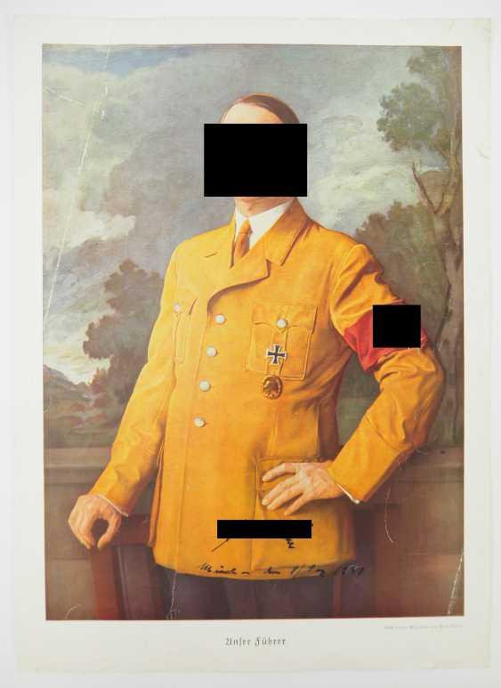 Hitler, Adolf / Ley, Robert. - photo 4
