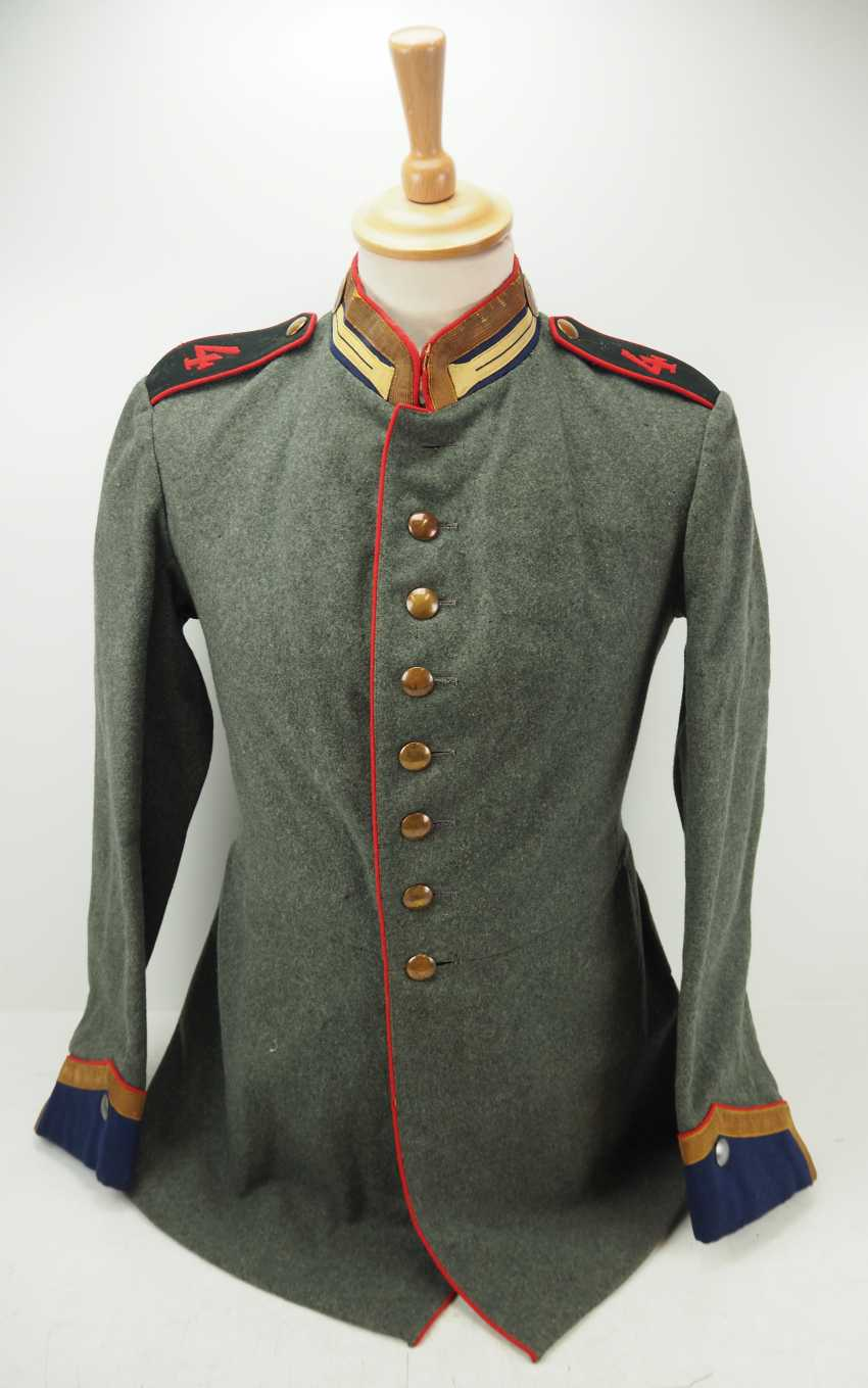 Baden: uniform skirt M15 of the guard-corporal. - photo 1